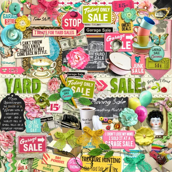 YardSale Elements Preview